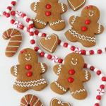 Its December 1st and Christmas is coming. Get baking with these yummy Gingerbread Men.