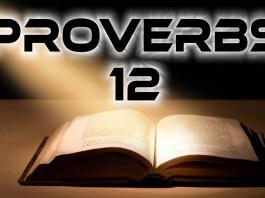 Proverbs 12