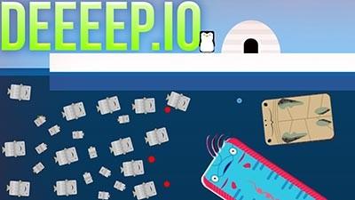Deeeep.io Gameplay