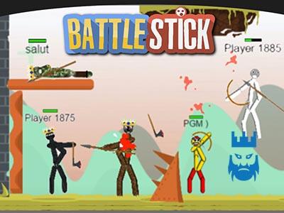 Battle Stick Gameplay