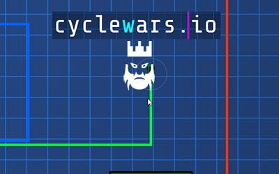 Cyclewars.io Gameplay