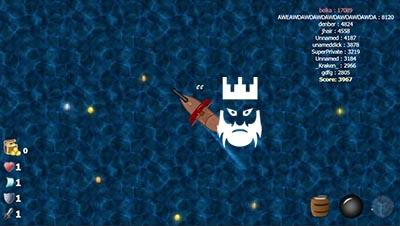 PirateBattle.io Gameplay