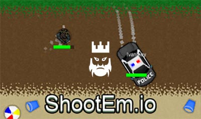 ShootEm.io Gameplay