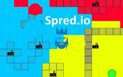 Spred.io Gameplay