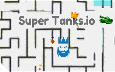 SuperTanks.io Gameplay