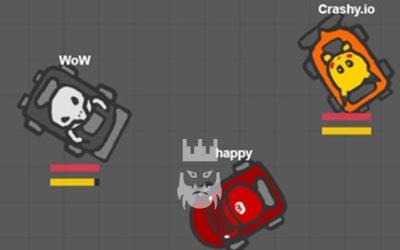 Crashy.io Gameplay