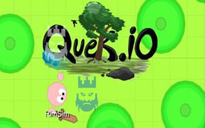 Quek.io Gameplay