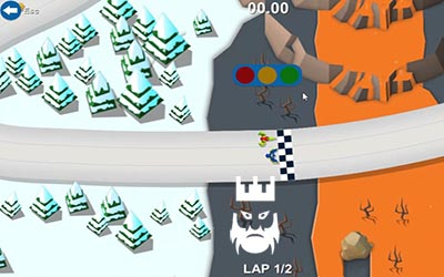 Racetime.io Gameplay