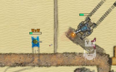 Salvage Guns Gameplay