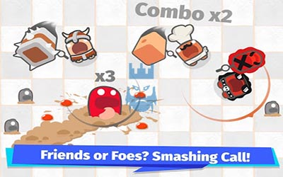 Smashers.io Gameplay