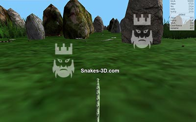 Snakes3D Gameplay