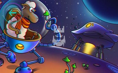 Spacelamb Gameplay