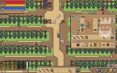 Stein World Gameplay