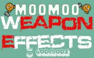 Moomoo.io Weapon Effects