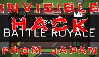 Surviv.io Invisible Hack Mod