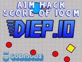 Diep.io AIM Hack for Score of 100m Mod