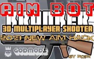 Download Krunker io Aimbot Hack Mod on godmods com