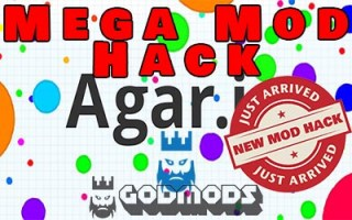 Agar.io Mega Mod Hack
