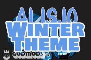 Alis.io Mod Winter Theme