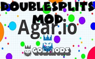 Agar.io Doublesplits Mod