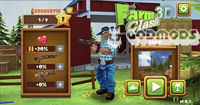 Farm Clash 3D.io Gameplay