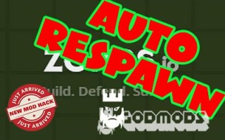 Zombs.io Auto Respawn