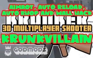 Krunkvillain Krunker.io Hack