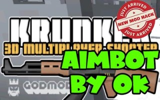 Download Krunker io Aimbot by OK and Access to all Krunker