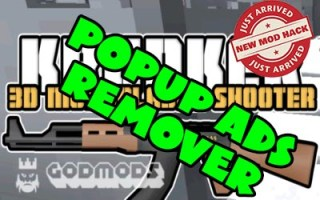 Krunker.io Popup Ads Remover