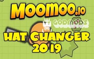 Moomoo.io Hat Changer 2019