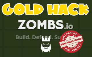Zombs.io Gold Hack