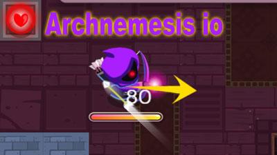 Archnemesis.io Gameplay