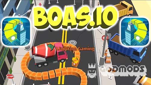 Boas.io Gameplay