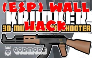 Krunker.io (ESP) Wall Hack