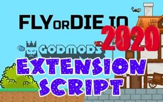 Flyordie.io Extension Script