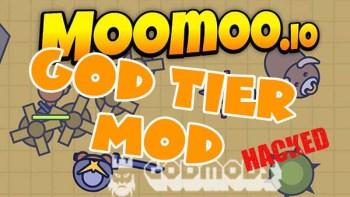 Moomoo.io God Tier Mod