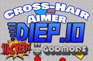 Diep.io Cross-Hair Aimer