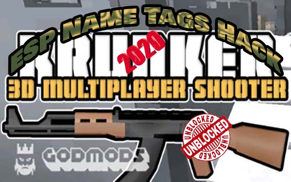 Krunker.io ESP Name Tags Hack