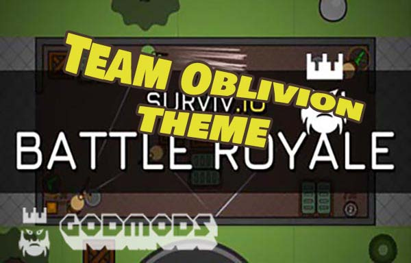 Surviv.io Team Oblivion Theme