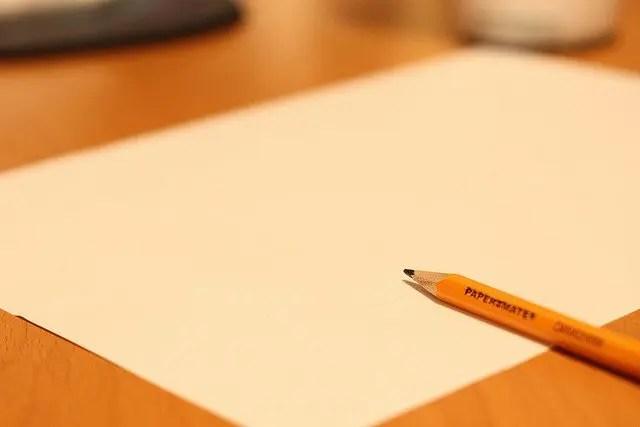 pencil and paper  building a basic budget  u2013 god  money  u0026 me