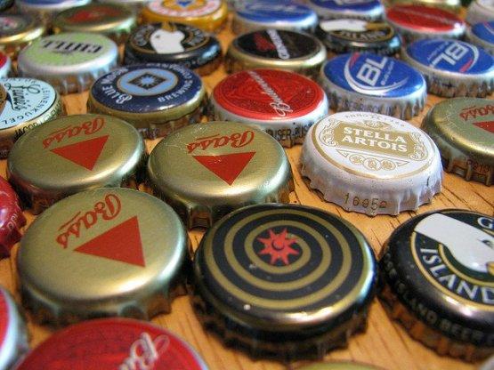 Beer Bottlecaps