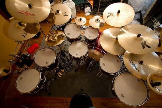Ridiculous Drumset