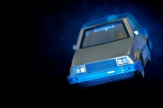 Time travel car