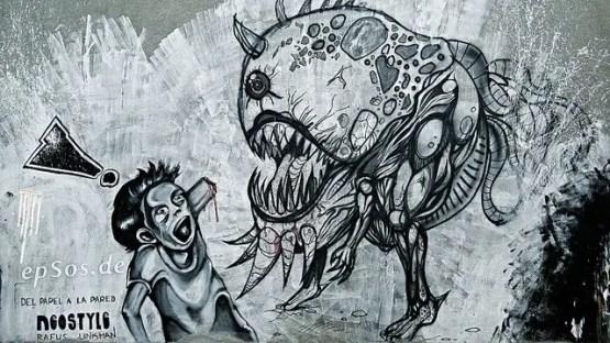Child-Eating Monster