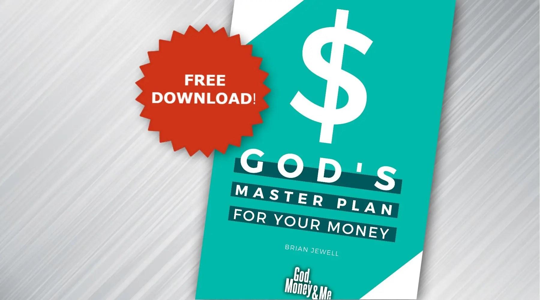 God's Master Plan