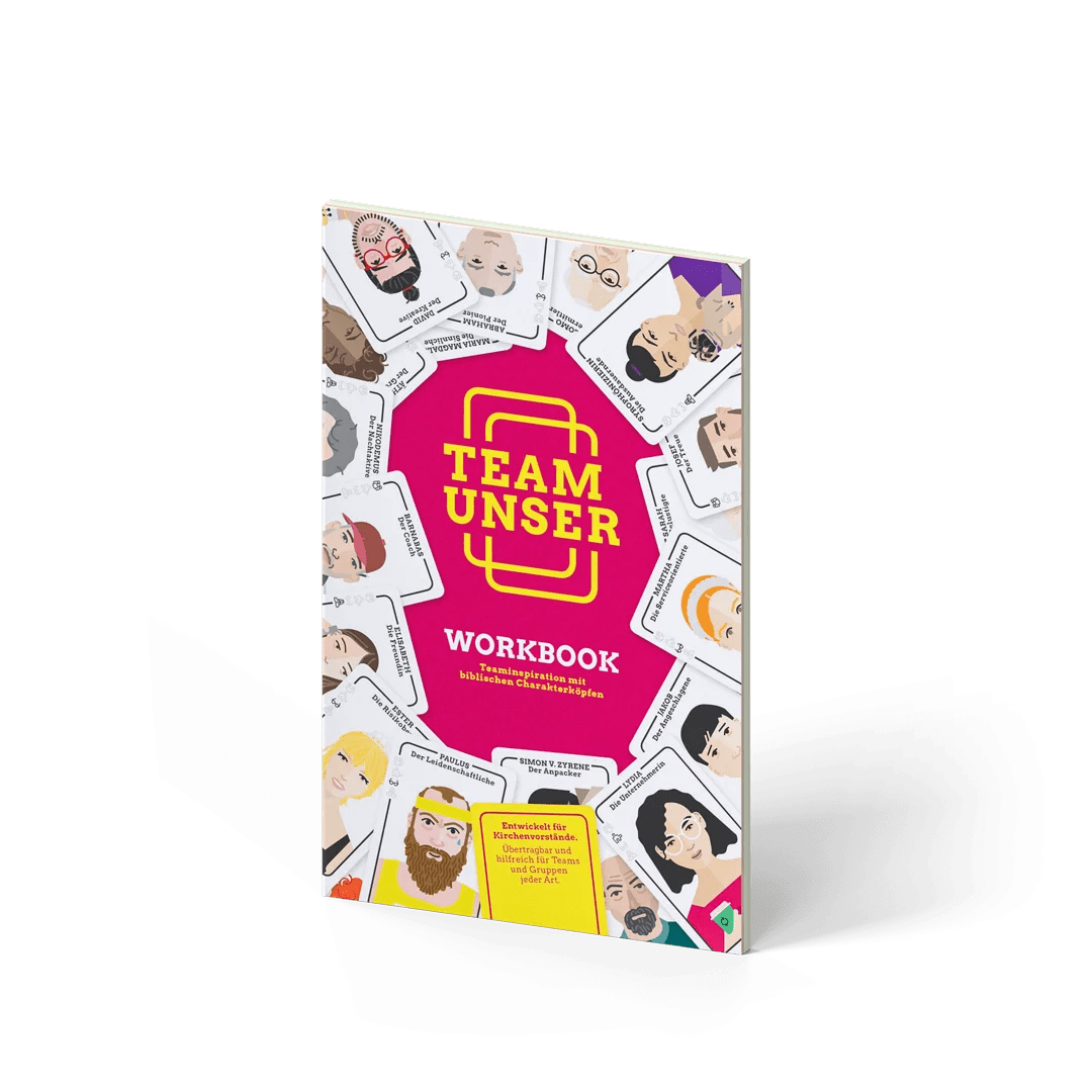 Team Unser – Workbook