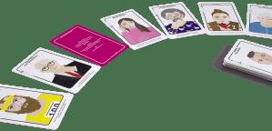 Team Unser, godnews, Teamentwicklung, Kartenset, Teaminspiration, biblische Charakterköpfe, Toolbox, Vertiefung