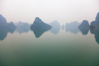 Halong Bay, Vietnam, 2014