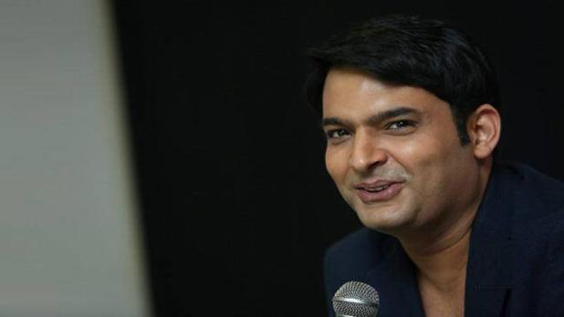 Kapil Sharma Similing in Media