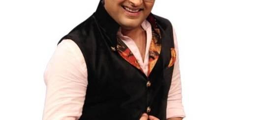 Kapil Sharma in a Cute Smiling Pose